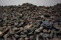 On of the Auschwitz' exhibitions